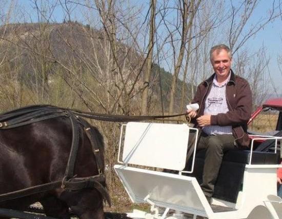 Valerian Vreme a pus hățurile înaintea calului