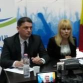 Gabriel Berca si Elena Udrea