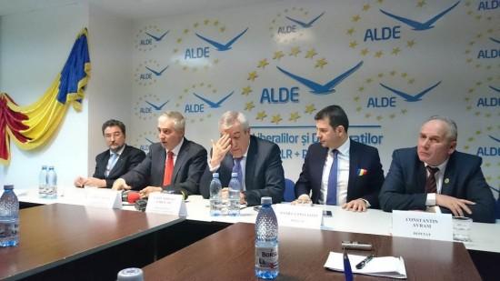 traseisti ALDE