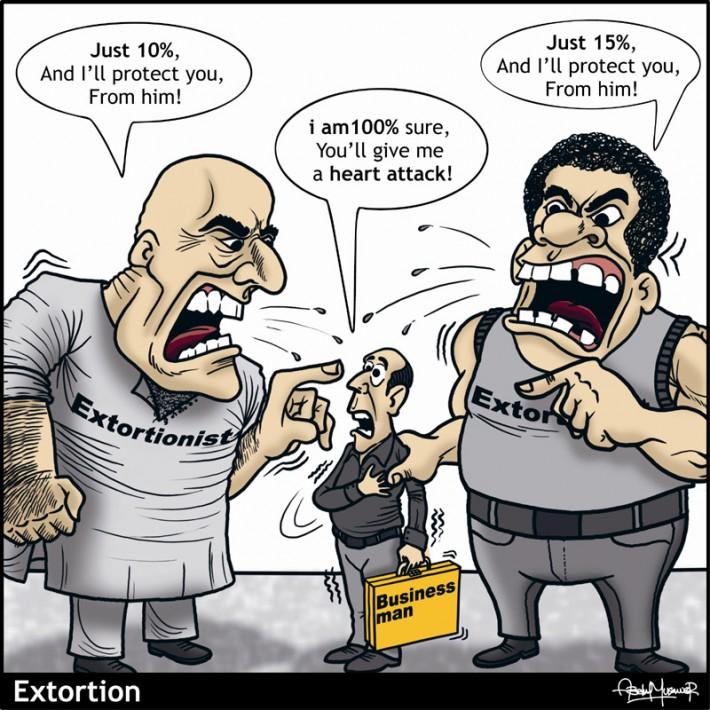 extortion-businessman