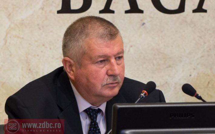 Constantin Scripăț iubește Ziarul de Bacău