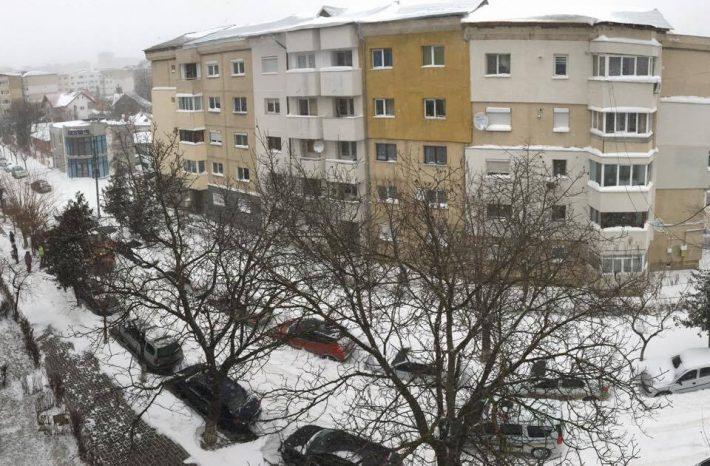 Pe strada Livezilor, din Bacău